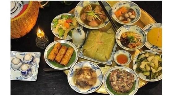 Accueillir le Nouvel An en retrouvant la gastronomie traditionnelle hinh anh 1