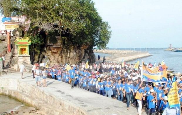 Festival de protection du Dugong 2015 a Phu Quoc hinh anh 1