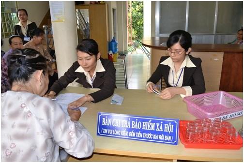 Prochaine entree en vigueur de la loi sur l'assurance sociale (amendee) hinh anh 1