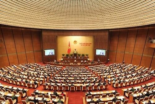 L'AN vietnamienne perfectionne le systeme juridique selon la Constitution hinh anh 1