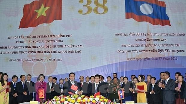 152 millions de dollars alloues au projet hydroelectrique de Nam Mo 2 au Laos hinh anh 1