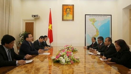 Le Vietnam souhaite cooperer avec l'Indonesie dans le developpement rural hinh anh 1