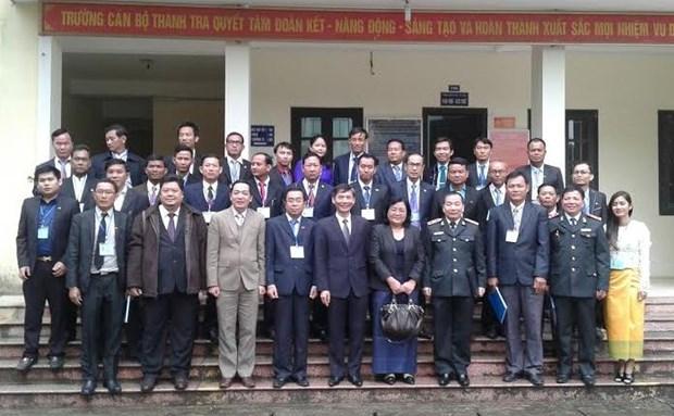 Inspection : le Vietnam aide le Cambodge dans la formation de cadres hinh anh 1