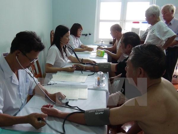 Promouvoir le soutien social des victimes de l'agent orange hinh anh 1