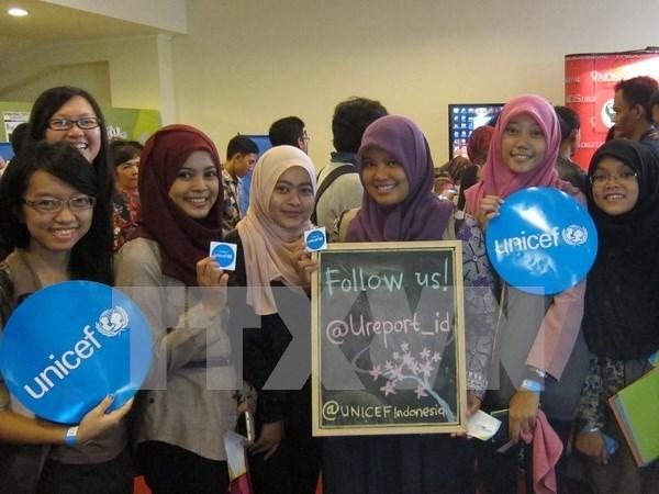 L'UNICEF augmente ses aides financieres pour l'Indonesie hinh anh 1