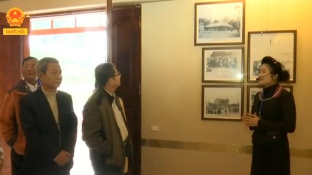 L'ancien siege du Comite permanent de l'AN a Tuyen Quang - un monument historique hinh anh 1