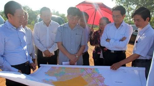 Acceleration du projet d'aeroport international de Long Thanh hinh anh 1