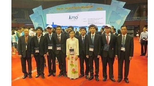 Le Vietnam accueillera les Olympiades de physique d'Asie en 2018 hinh anh 1