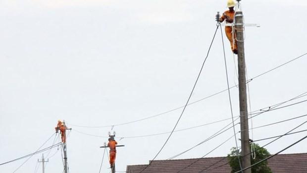 Vinh Long : promouvoir l'electrification en zone rurale hinh anh 1