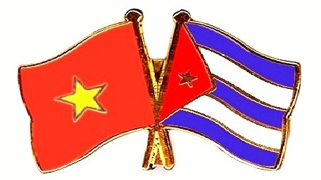 Message de felicitations pour la fete nationale de Cuba hinh anh 1