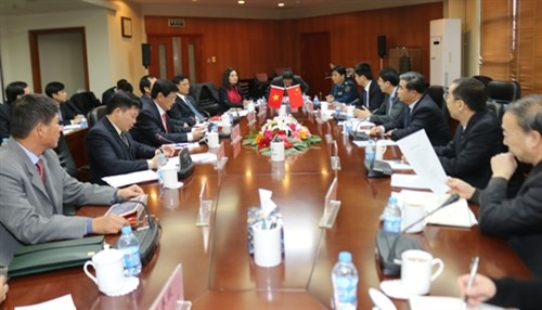 Vietnam-Chine : cooperation dans le rapatriement des restes des soldats hinh anh 1
