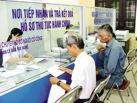 Lancement d'un projet sur la reforme administrative a Quang Binh hinh anh 1