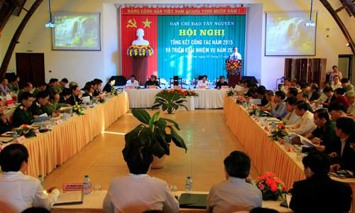 Le Tay Nguyen vise un developpement durable hinh anh 1