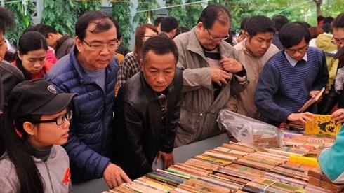 Bouquinerie : un trait culturel de Hanoi hinh anh 1
