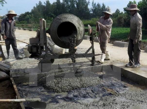 Hanoi mobilise 2,4 milliards de dollars dans les infrastructures rurales hinh anh 1