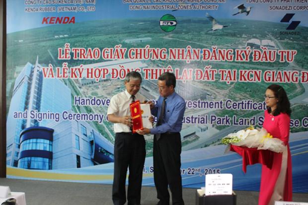 Le Nam Bo oriental seduit les investisseurs etrangers hinh anh 1