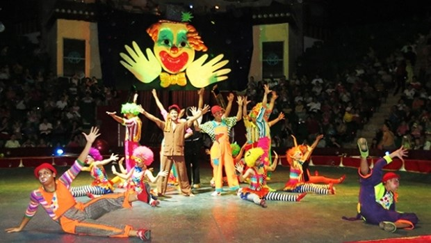 Bientot le Gala international du Cirque a l'occasion du Nouvel An 2016 hinh anh 1