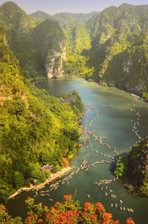Decouvrir le Vietnam a travers des photos hinh anh 1