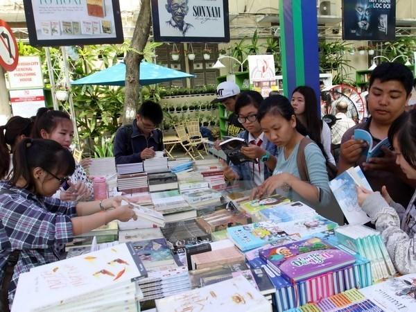 Bientot l'inauguration d'une rue du livre a Ho Chi Minh-Ville hinh anh 1