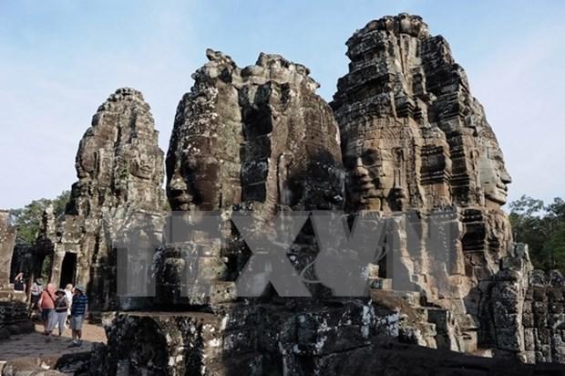 En 2015: le Cambodge accueille pres de 5 millions de touristes etrangers hinh anh 1