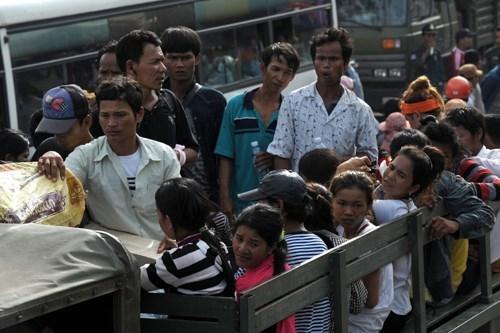 Le Cambodge pourrait manquer de travailleurs qualifies hinh anh 1