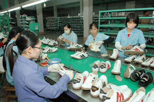 Belles perspectives pour les exportations nationales de chaussures hinh anh 1