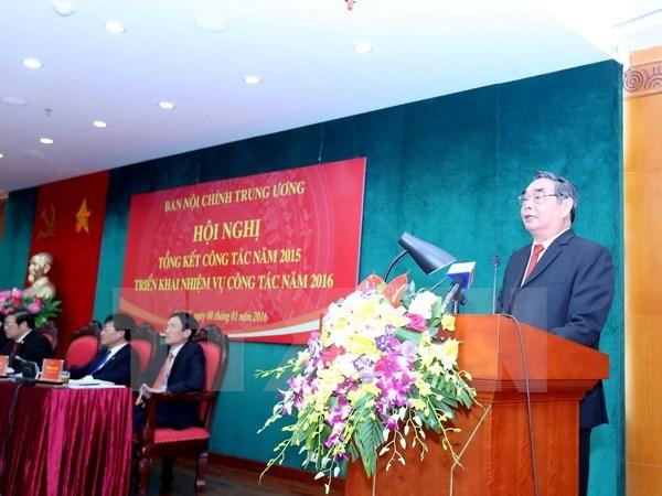 Priorite de 2016: Accelerer la lutte anti-corruption hinh anh 1