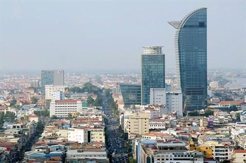 Le boom immobilier de Phnom Penh, ex-ville fantome hinh anh 1