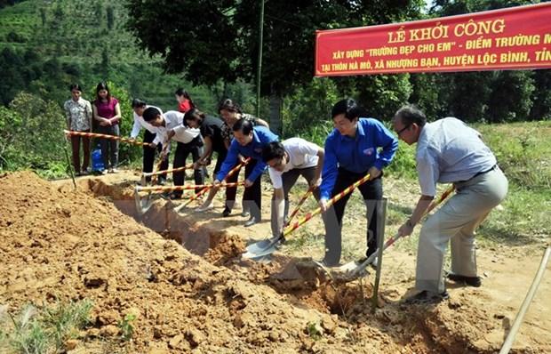 Plus de 31.000 etudiants participent a une campagne de benevolat a HCM-Ville hinh anh 1