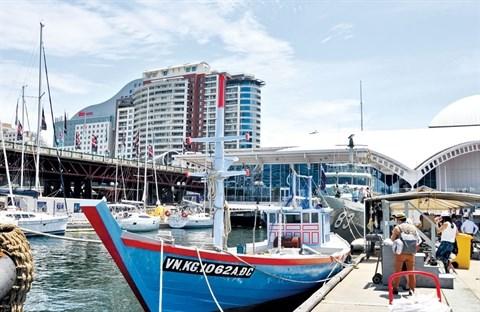 Rencontre avec la diaspora vietnamienne en Australie hinh anh 2