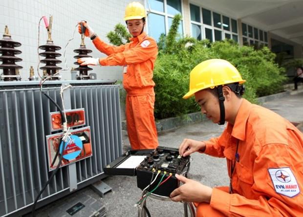 Electricite : plus de 143,3 milliards de kWh vendus en 2015 hinh anh 1