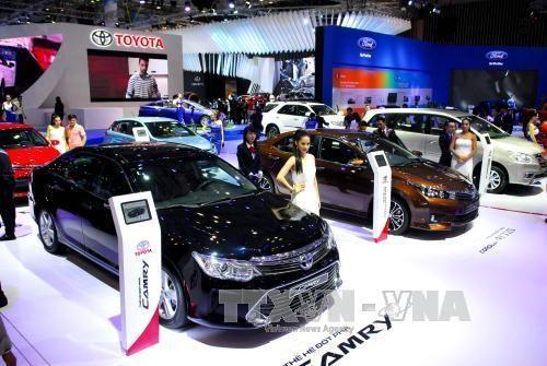 Croissance de 55% sur un an des ventes d'automobiles en 2015 hinh anh 1