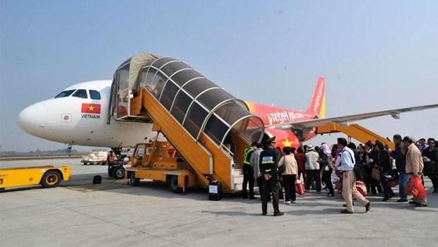 115 vols supplementaires a destination de Da Nang a l'occasion du Tet traditionnel hinh anh 1