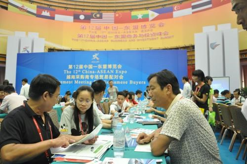 Forum d'entreprises Vietnam-Chine hinh anh 1