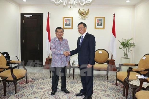 Renforcement du partenariat strategique Indonesie-Vietnam hinh anh 1