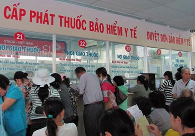 Hanoi : l'assurance-sante facilite la vie des habitants hinh anh 1