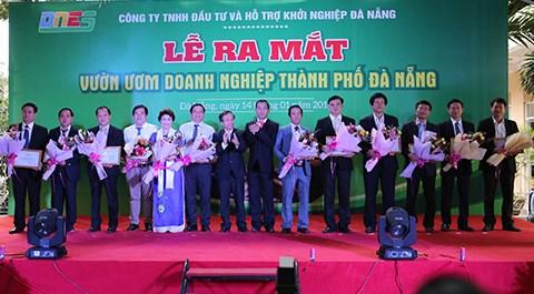La pepiniere d'entreprises de Da Nang voit le jour hinh anh 1