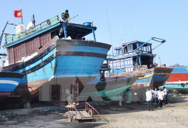 Le Vietnam et la Thailande cooperent dans la lutte contre la peche illegale hinh anh 1