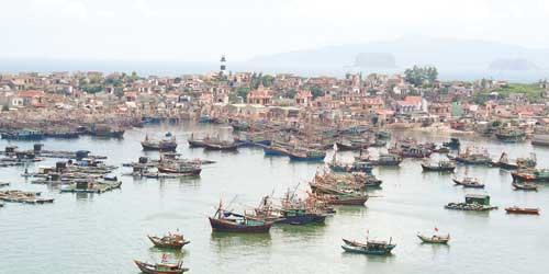 Trois unites administratives de Thanh Hoa reconnues communes insulaires hinh anh 1