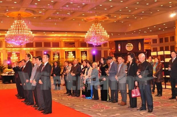 Celebration du 66e anniversaire des relations Vietnam-Chine a Guangzhou hinh anh 2