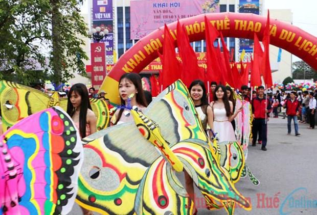 Festival de la culture, des sports et du tourisme de 2016 de Hue hinh anh 3