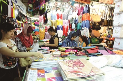 Ho Chi Minh-Ville, la diversite d'une metropole qui bouge hinh anh 1