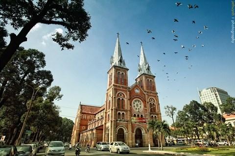Ho Chi Minh-Ville, la diversite d'une metropole qui bouge hinh anh 2
