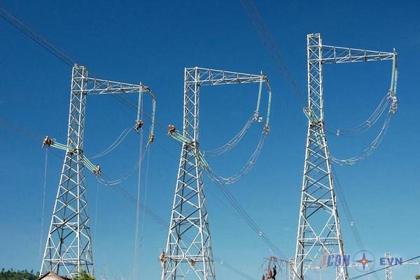 EVN NPT : 1,3 milliard de dollars d'APD pour des projets d'electricite hinh anh 1