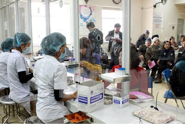Sante : Hanoi coopere avec un centre francais hinh anh 1