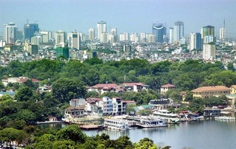 Pour faire de Hanoi une capitale moderne et elegante hinh anh 1