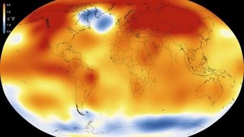 2015 l'annee la plus chaude, la planete continue a se rechauffer hinh anh 1