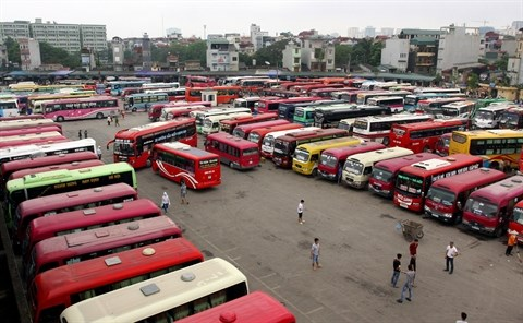 Les gares routieres se mobilisent pour le Tet hinh anh 2