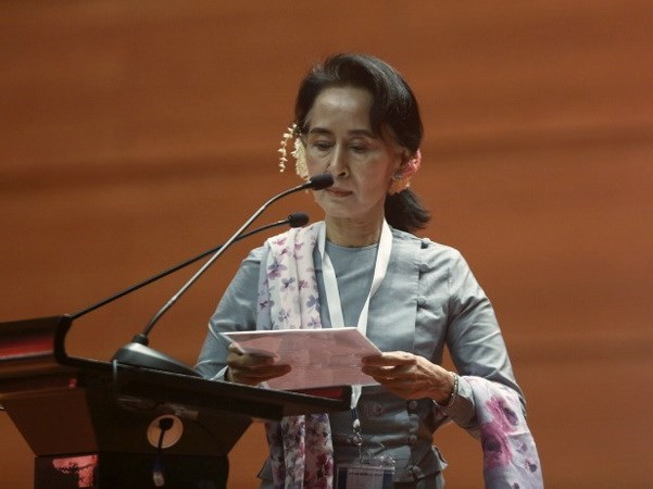 Myanmar : Aung San Suu Kyi est la seule porte-parole du LND hinh anh 1