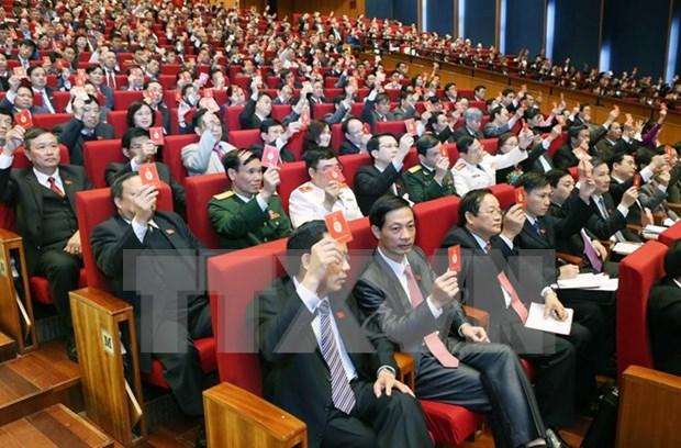 Congres du PCV : le reglement des elections valorise les principes du centralisme democratique hinh anh 1